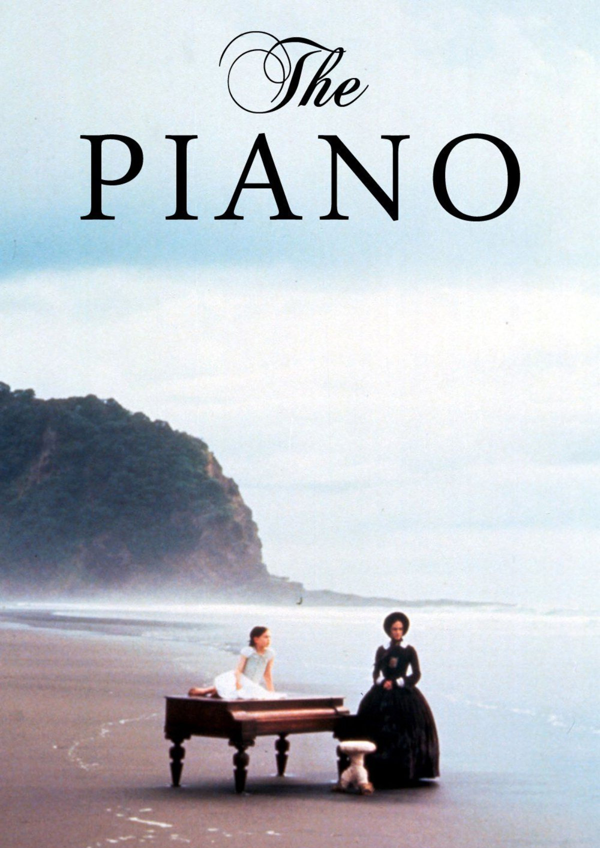 'The Piano' movie poster