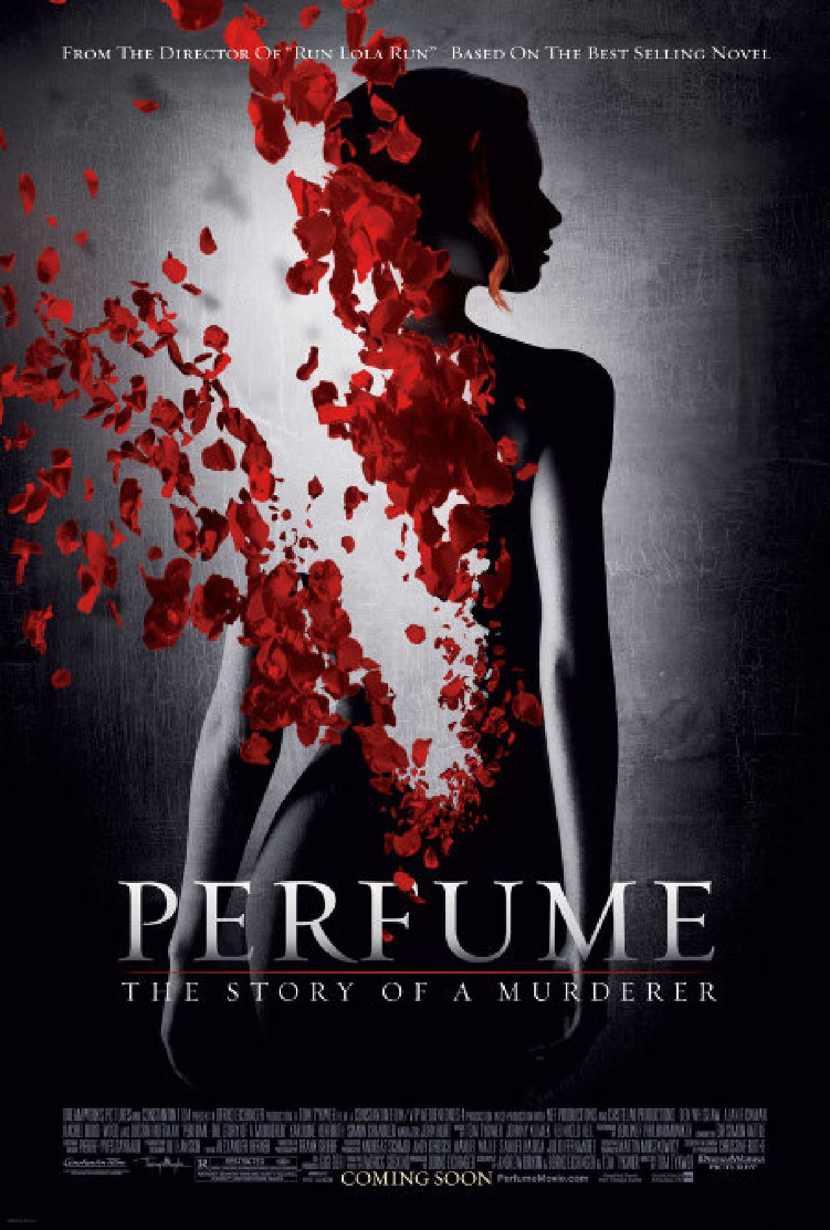 'Perfume: The Story Of A Murderer' movie poster
