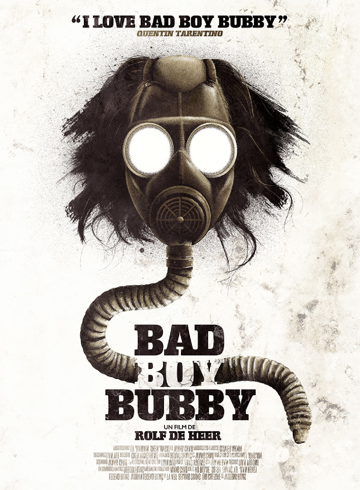 'Bad Boy Bubby' movie poster