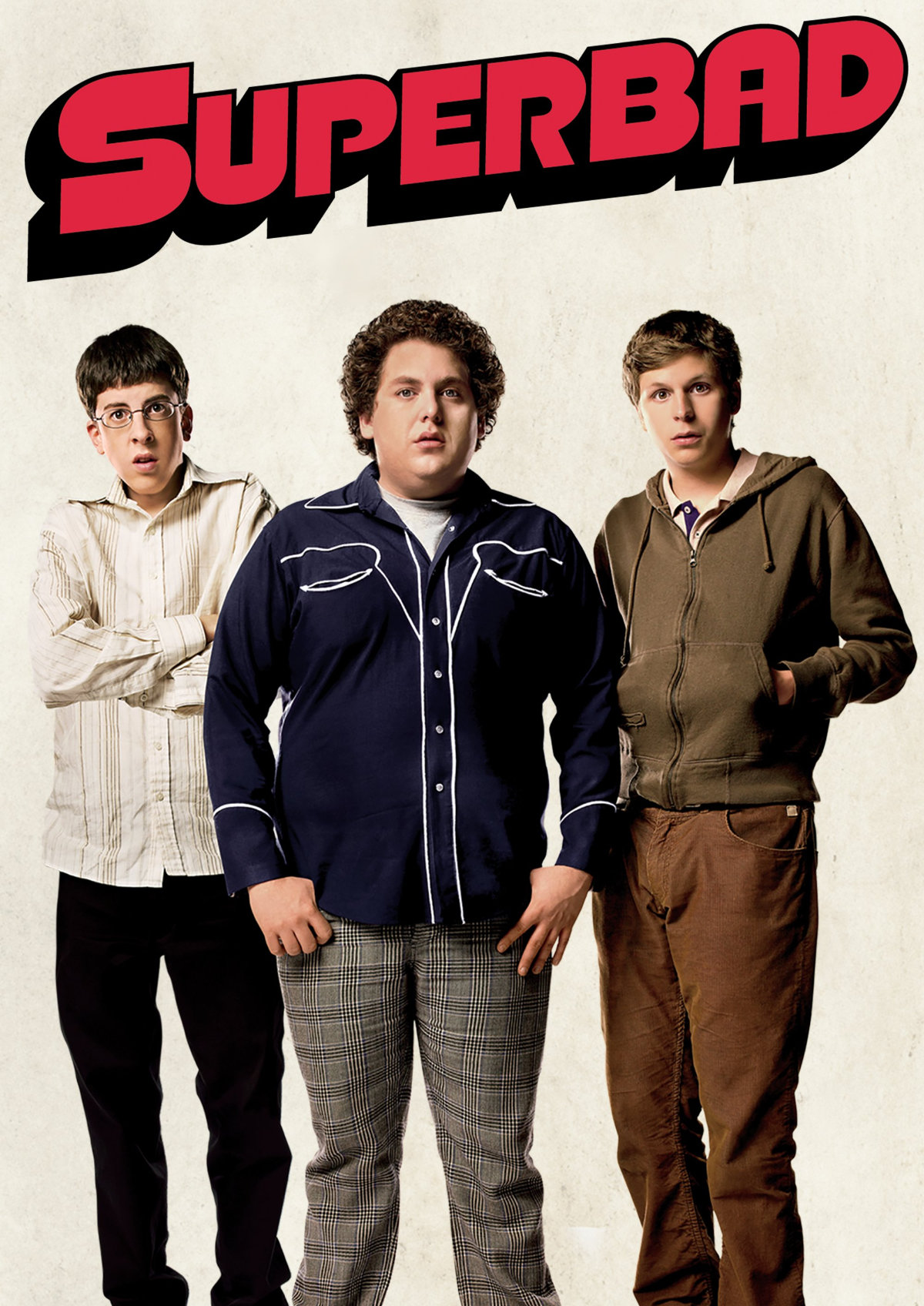 'Superbad' movie poster