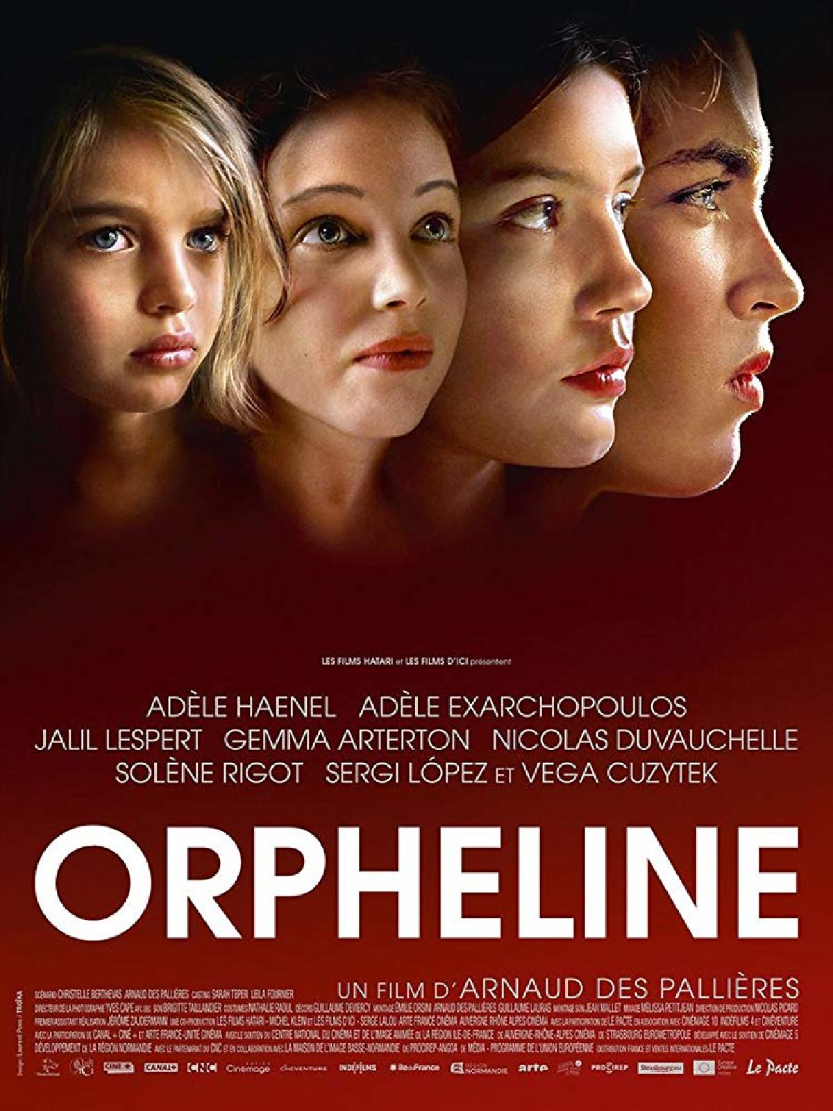 'Orphan' movie poster