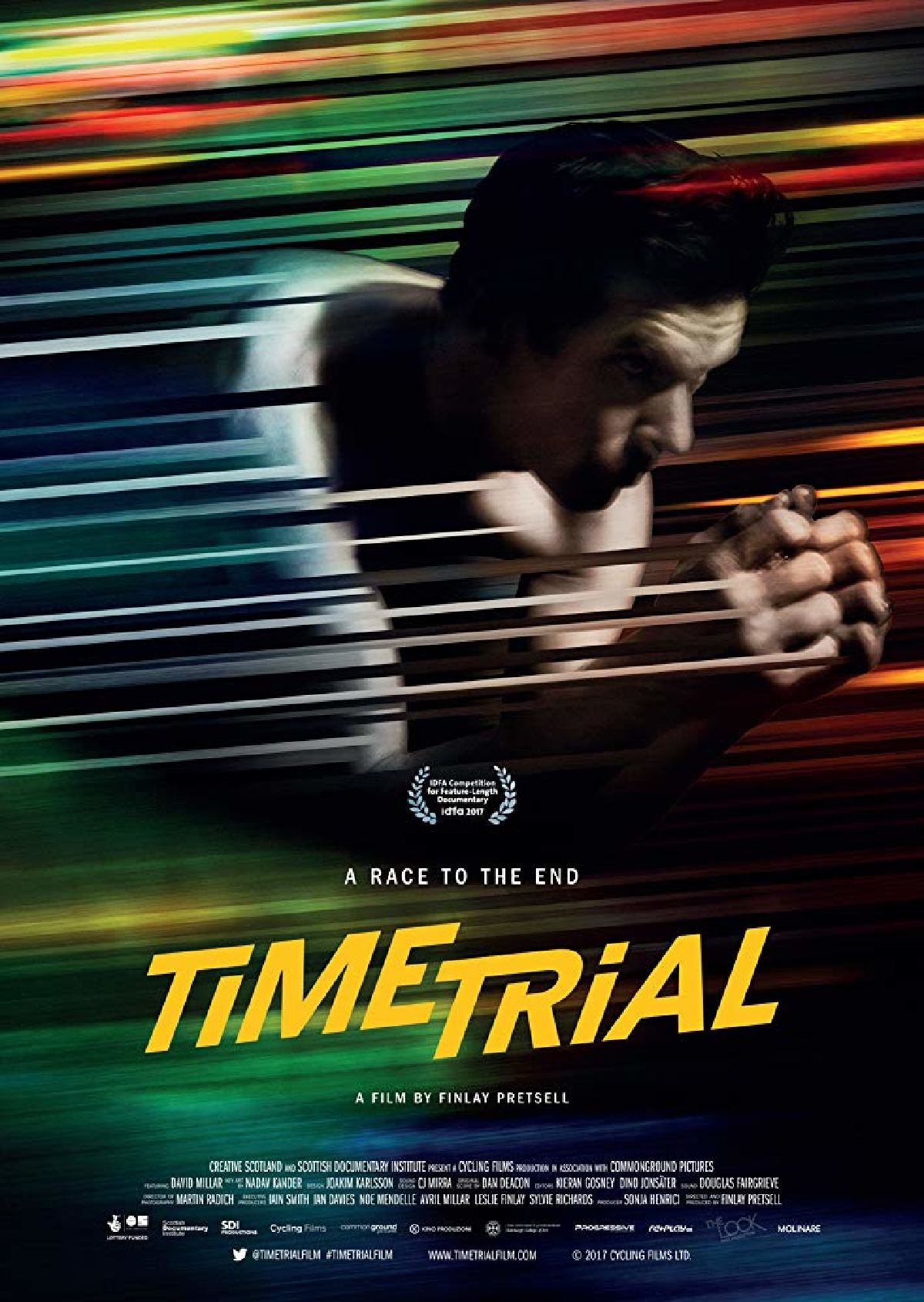 'Time Trial' movie poster
