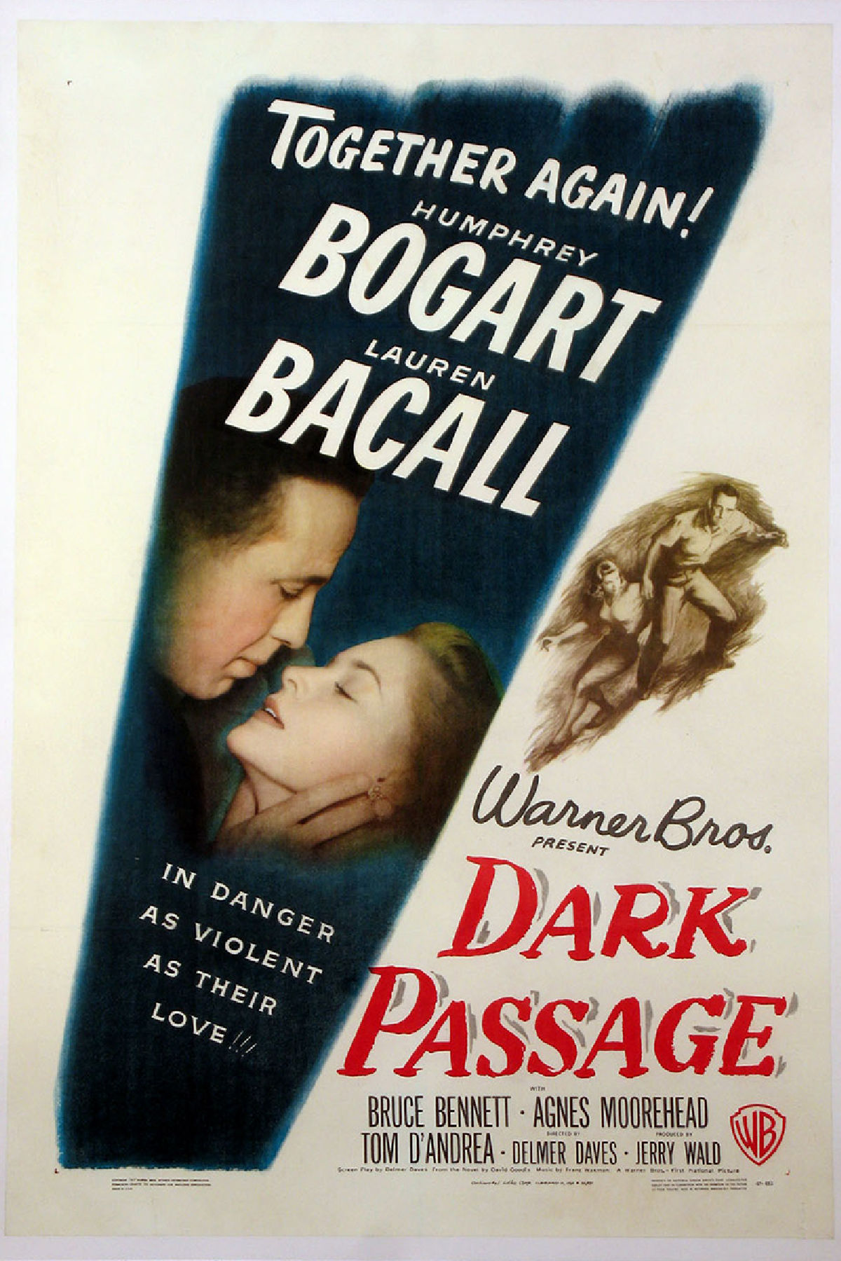 'Dark Passage' movie poster
