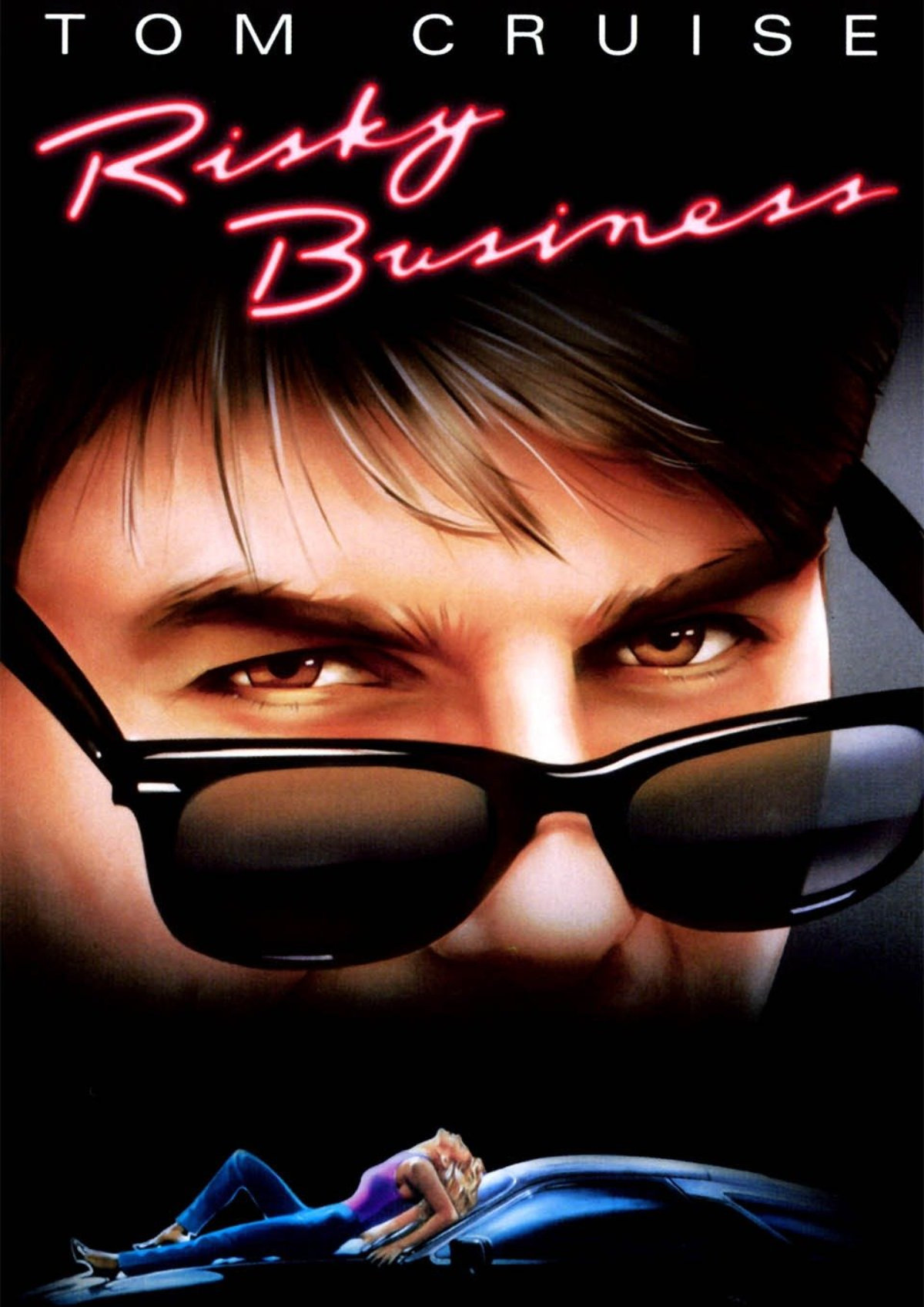 'Risky Business' movie poster