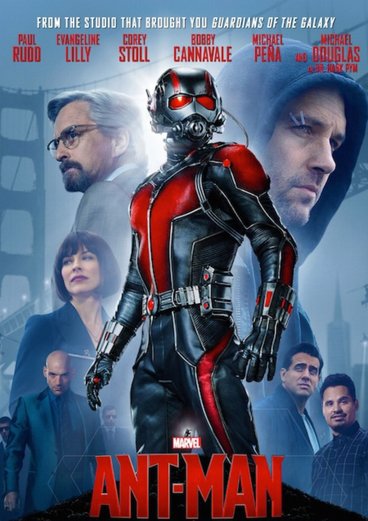 'Ant-Man' movie poster