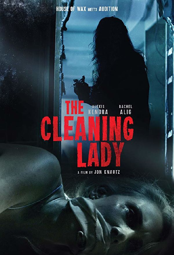 'The Cleaning Lady' movie poster