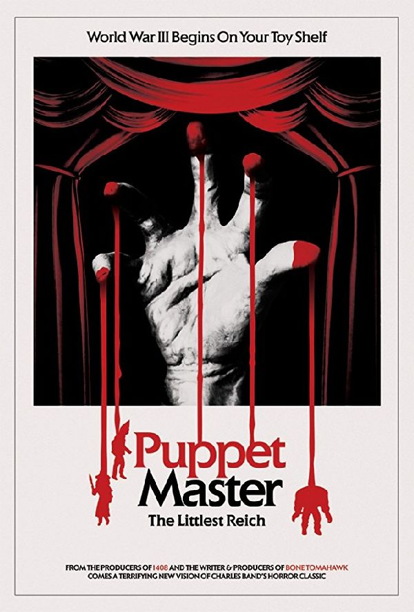 'Puppet Master: The Littlest Reich' movie poster