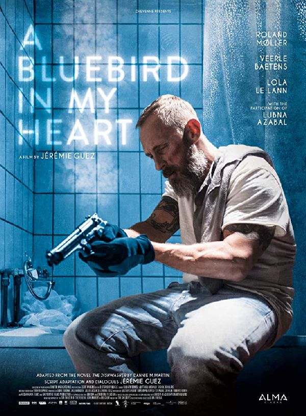 'A Bluebird In My Heart' movie poster