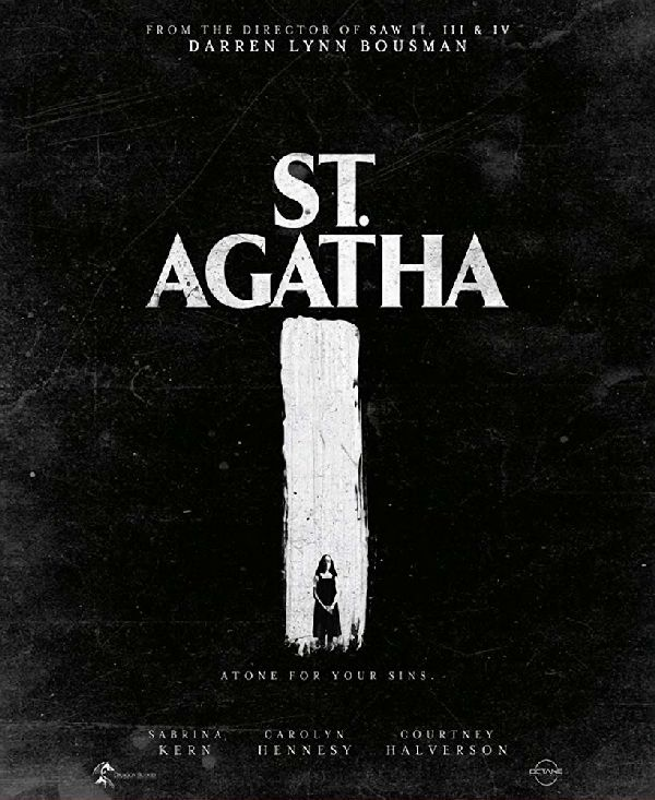 'St. Agatha' movie poster