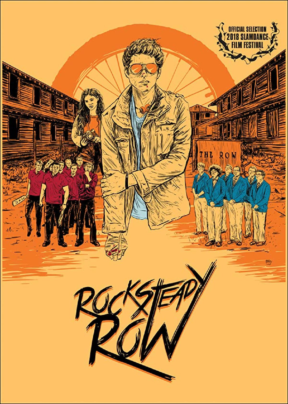 'Rock Steady Row' movie poster