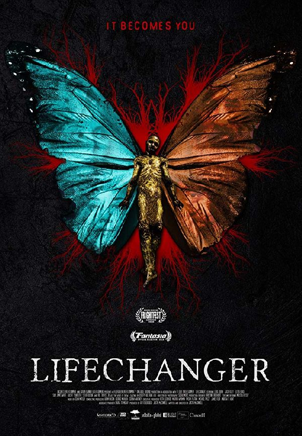 'Lifechanger' movie poster