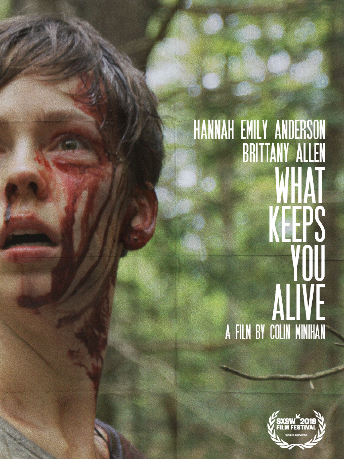 'What Keeps You Alive' movie poster