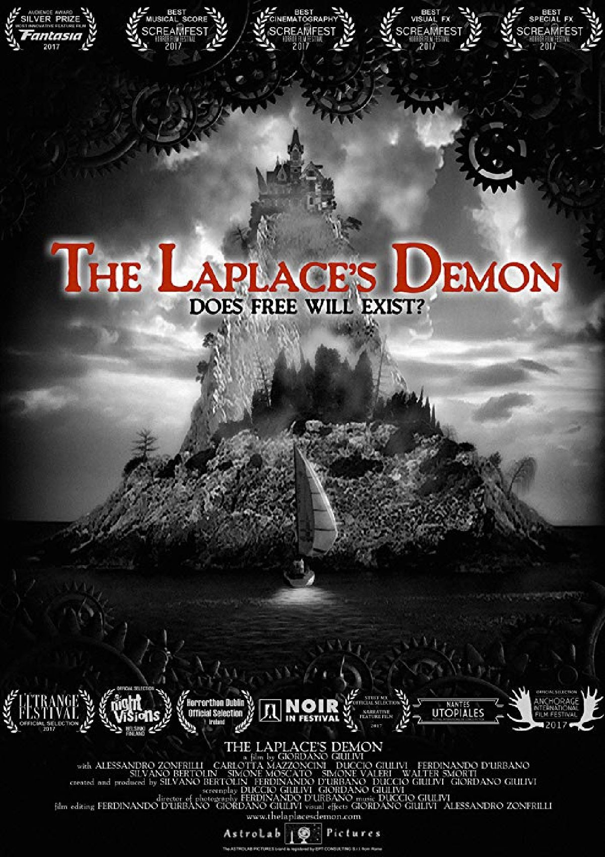 'The Laplace's Demon' movie poster