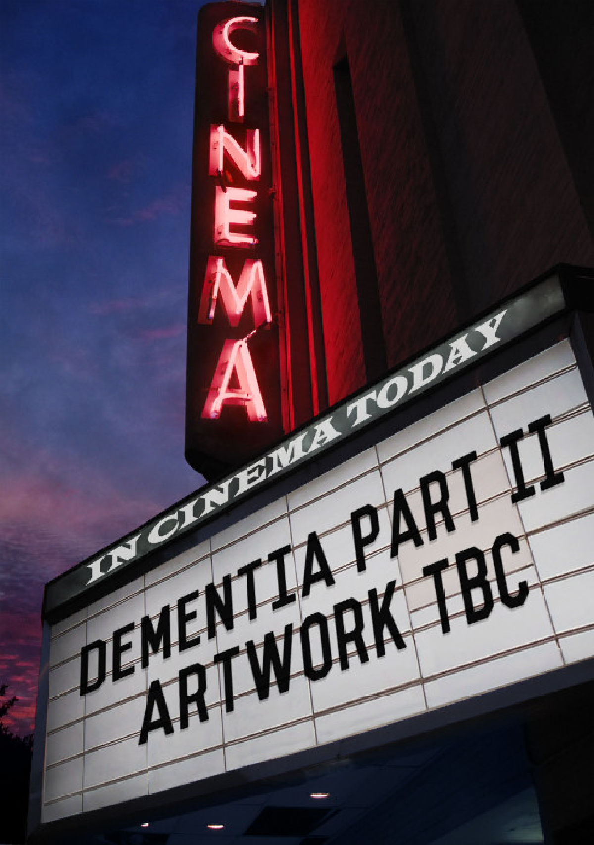 'Dementia Part II' movie poster