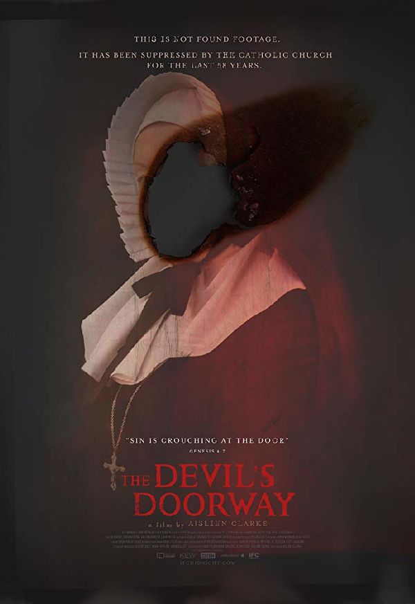 'The Devil's Doorway' movie poster