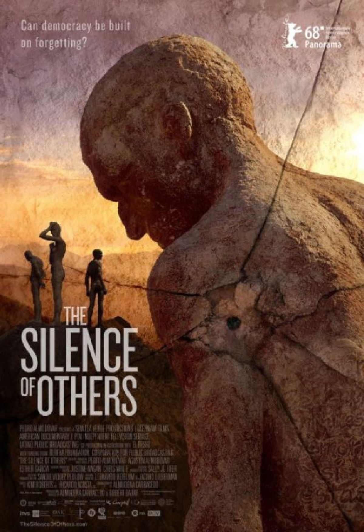 'The Silence Of Others' movie poster