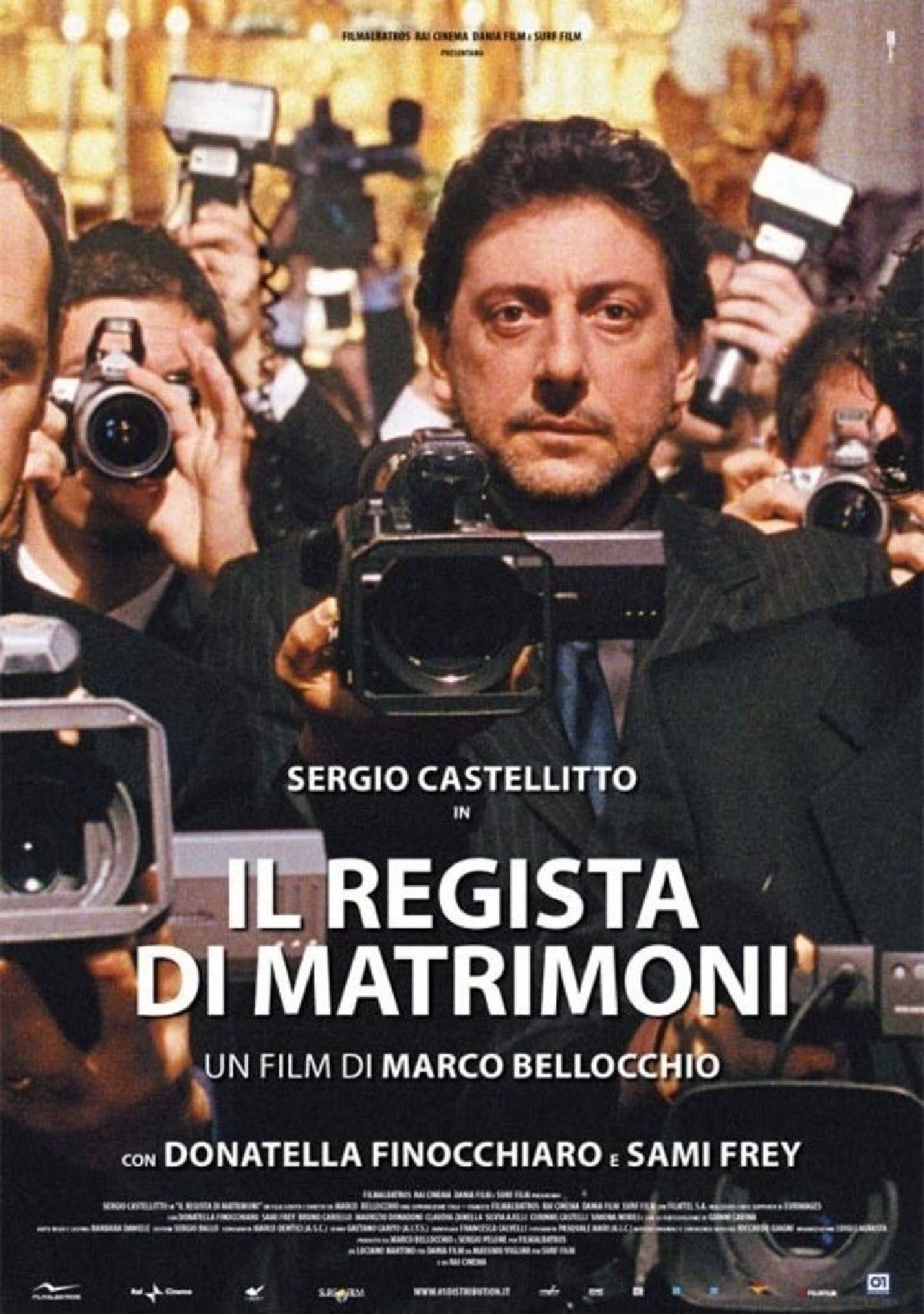 'The Wedding Director (Il Registra Di Matrimoni)' movie poster