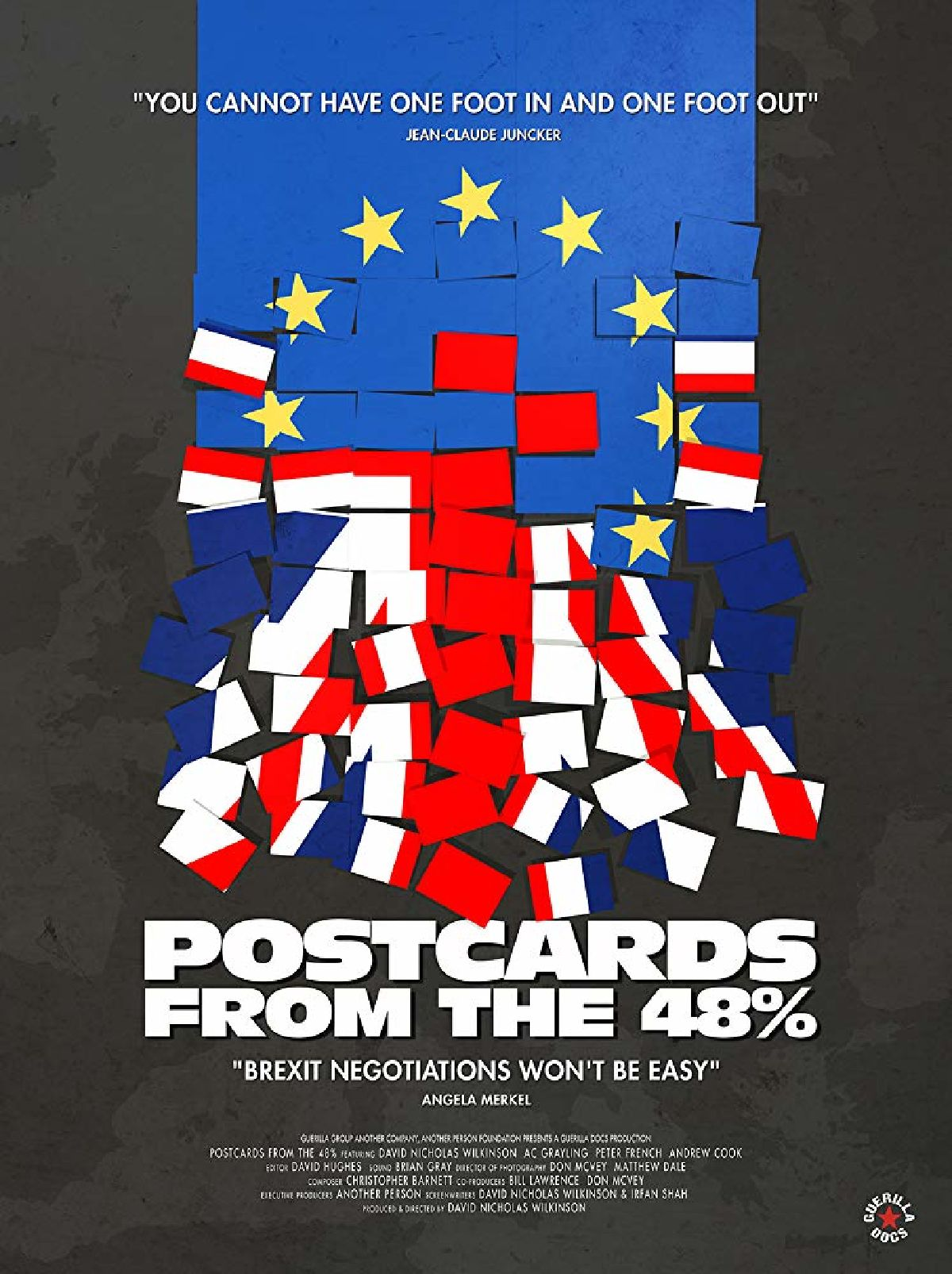 'Postcards From The 48%' movie poster