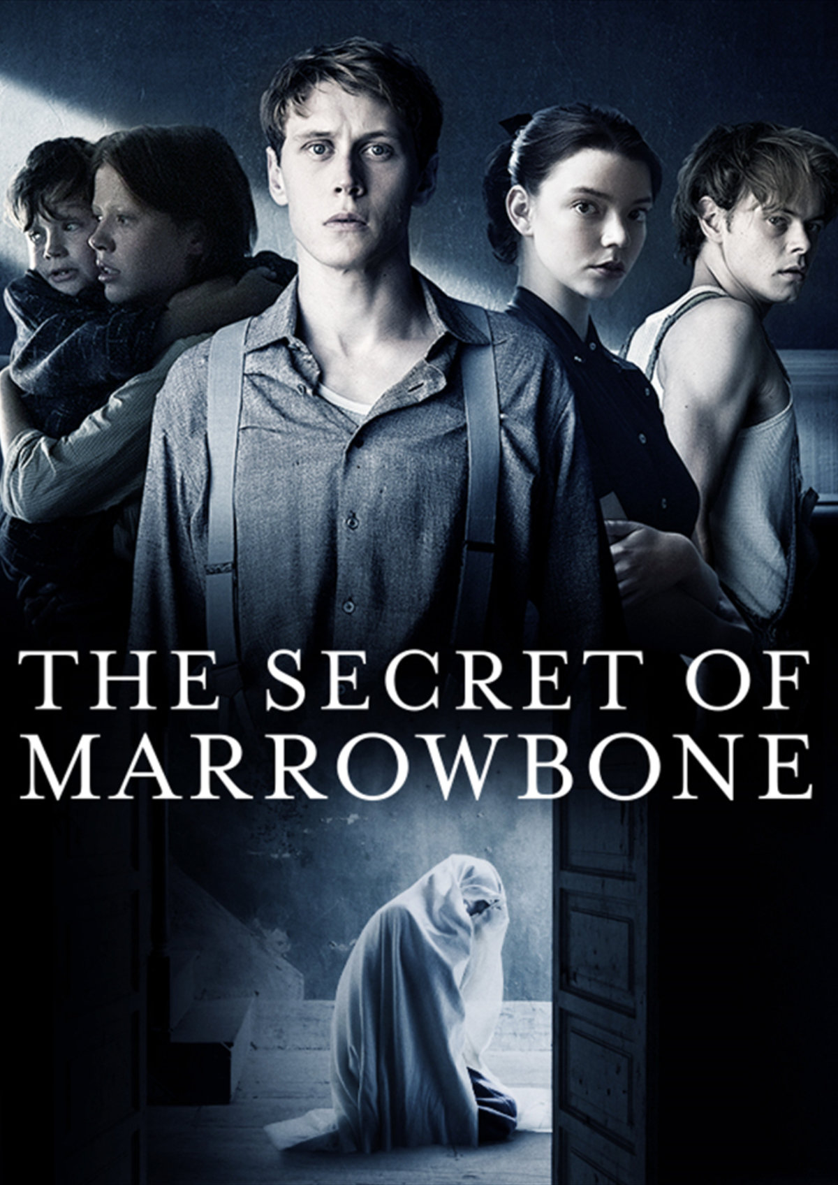 'The Secret Of Marrowbone' movie poster