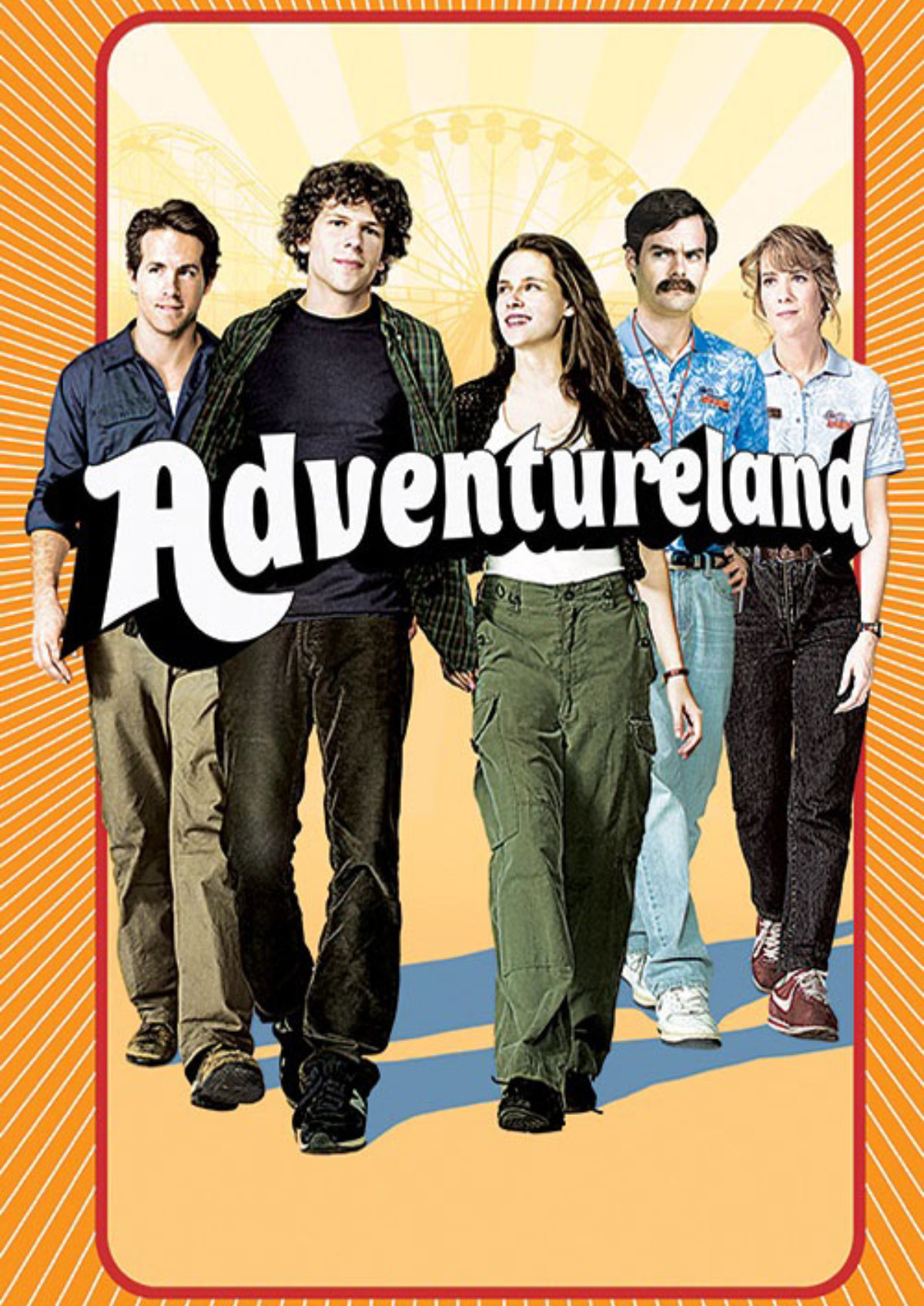'Adventureland' movie poster