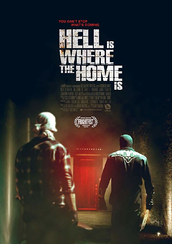 'Hell Is Where The Home Is' movie poster