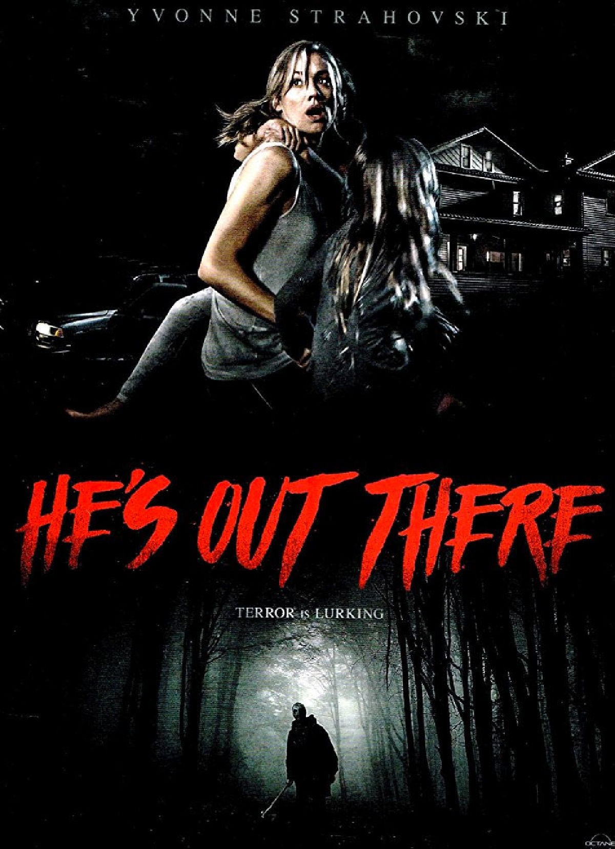 'He's Out There' movie poster