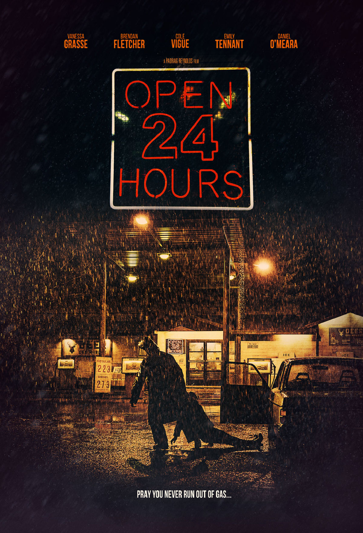 'Open 24 Hours' movie poster