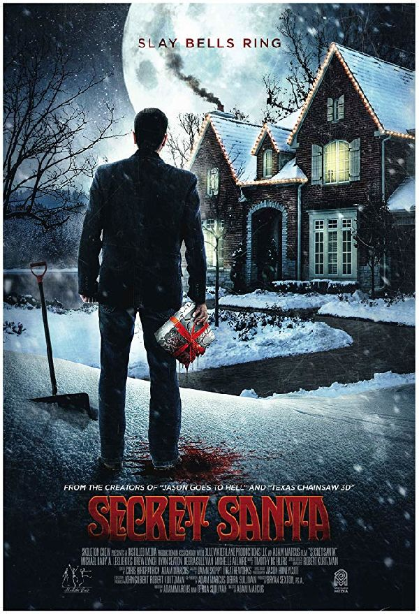'Secret Santa' movie poster