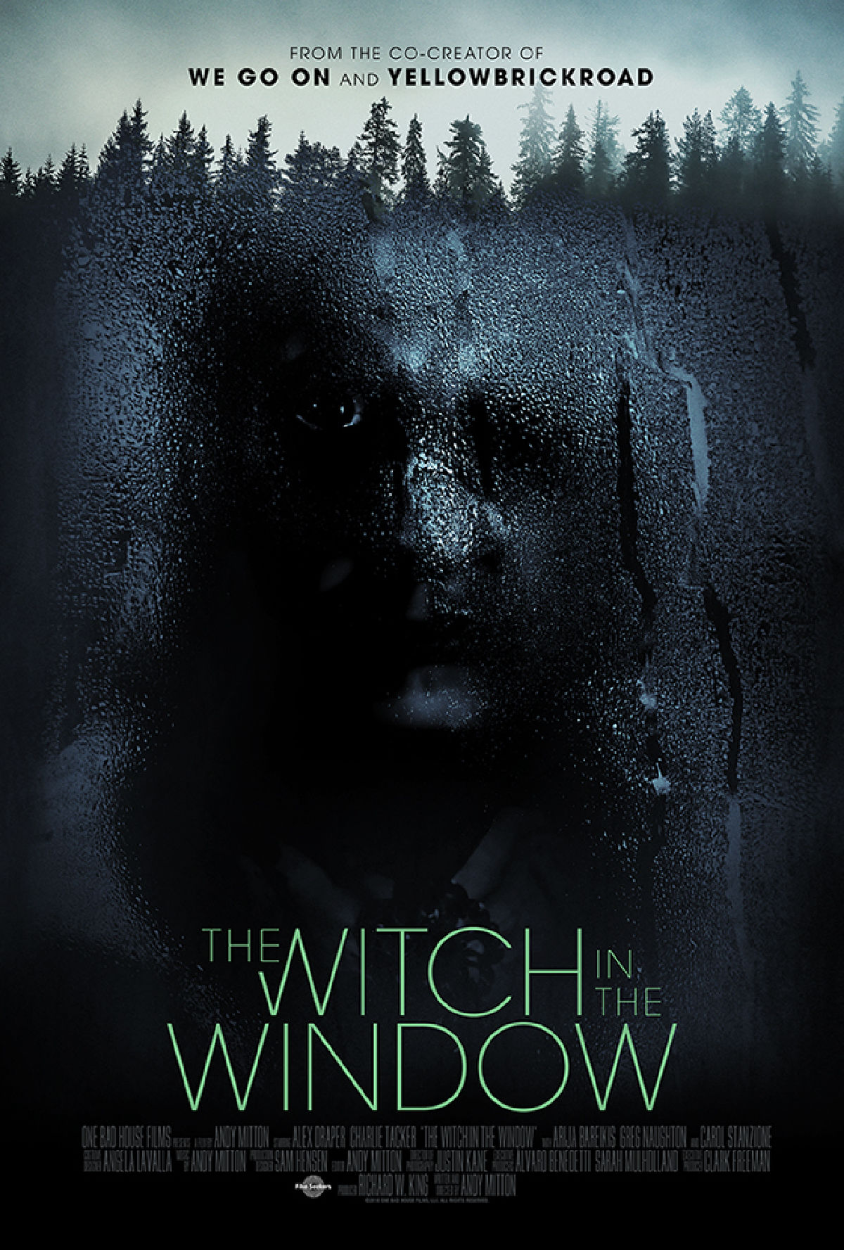 'The Witch In The Window' movie poster