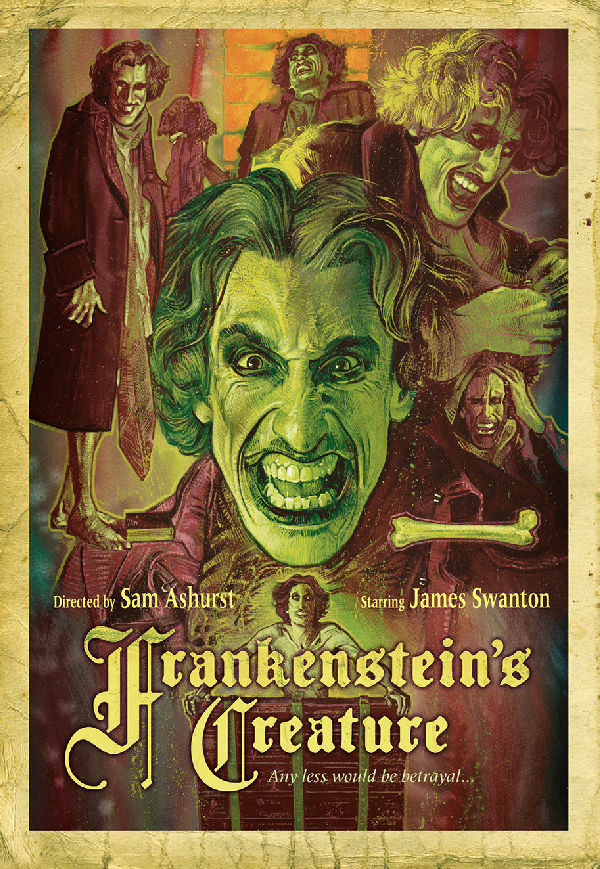 'Frankenstein's Creature' movie poster