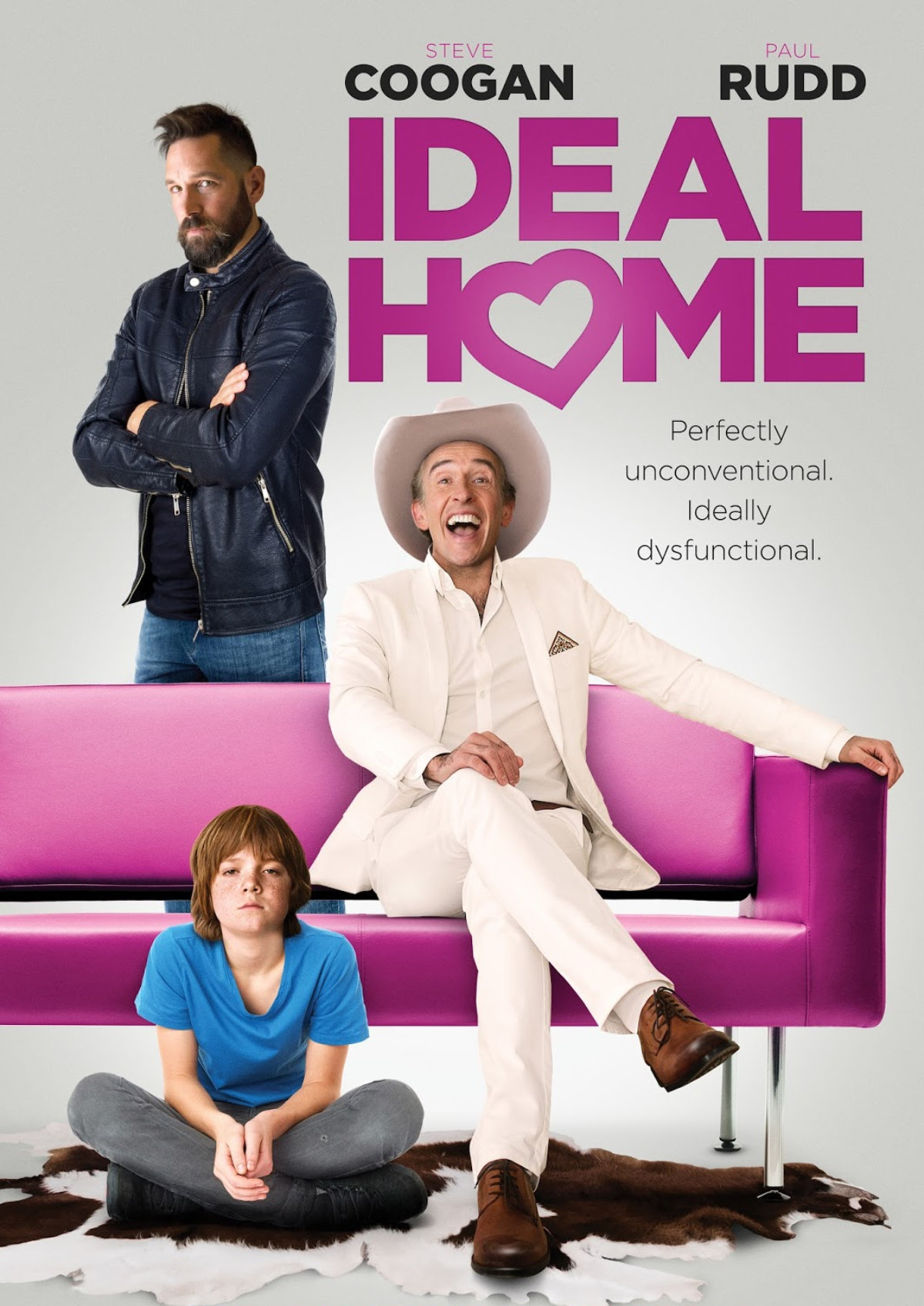 'Ideal Home' movie poster