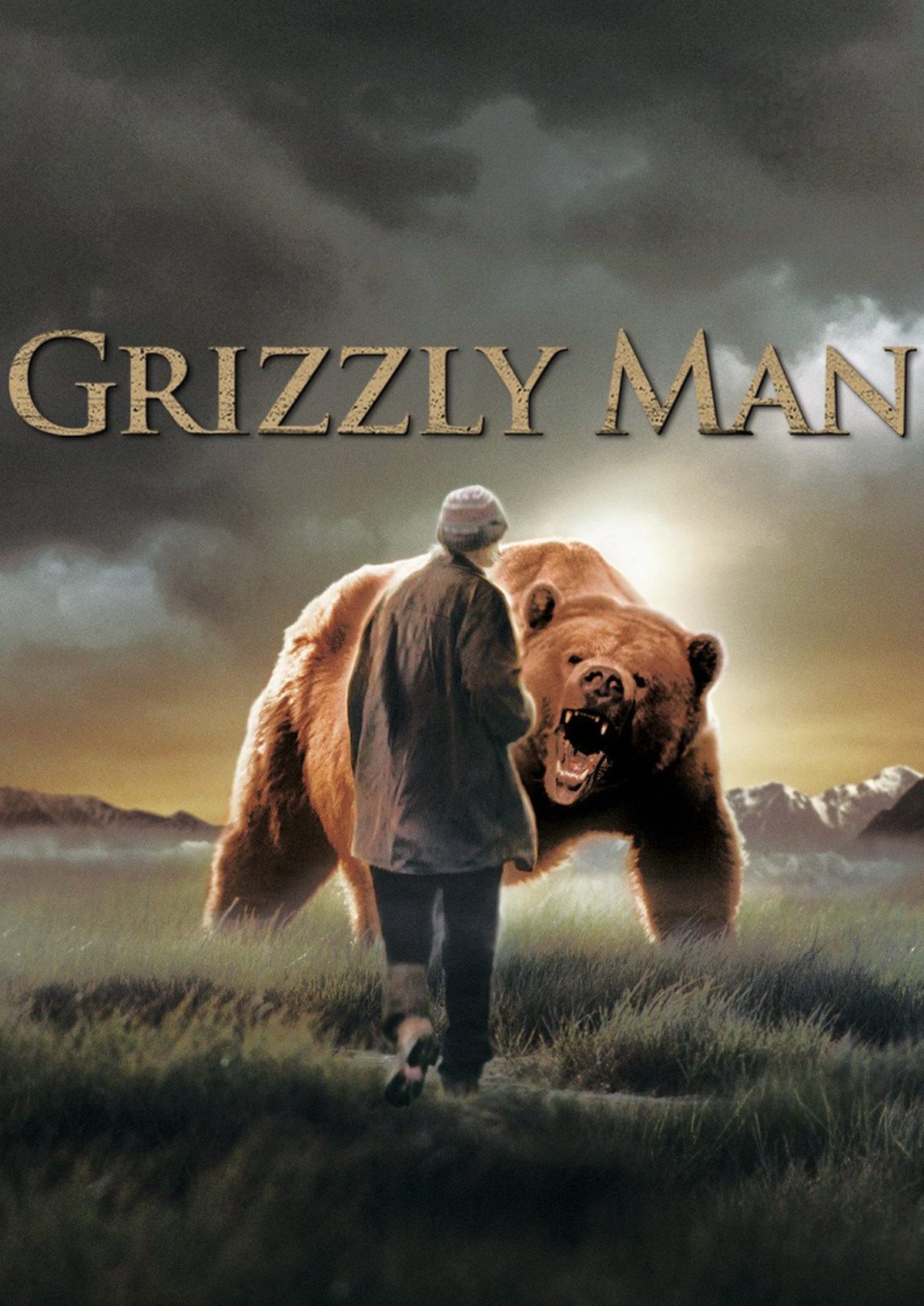 'Grizzly Man' movie poster