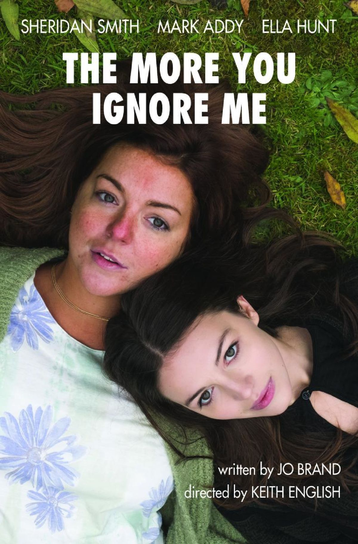 'The More You Ignore Me' movie poster