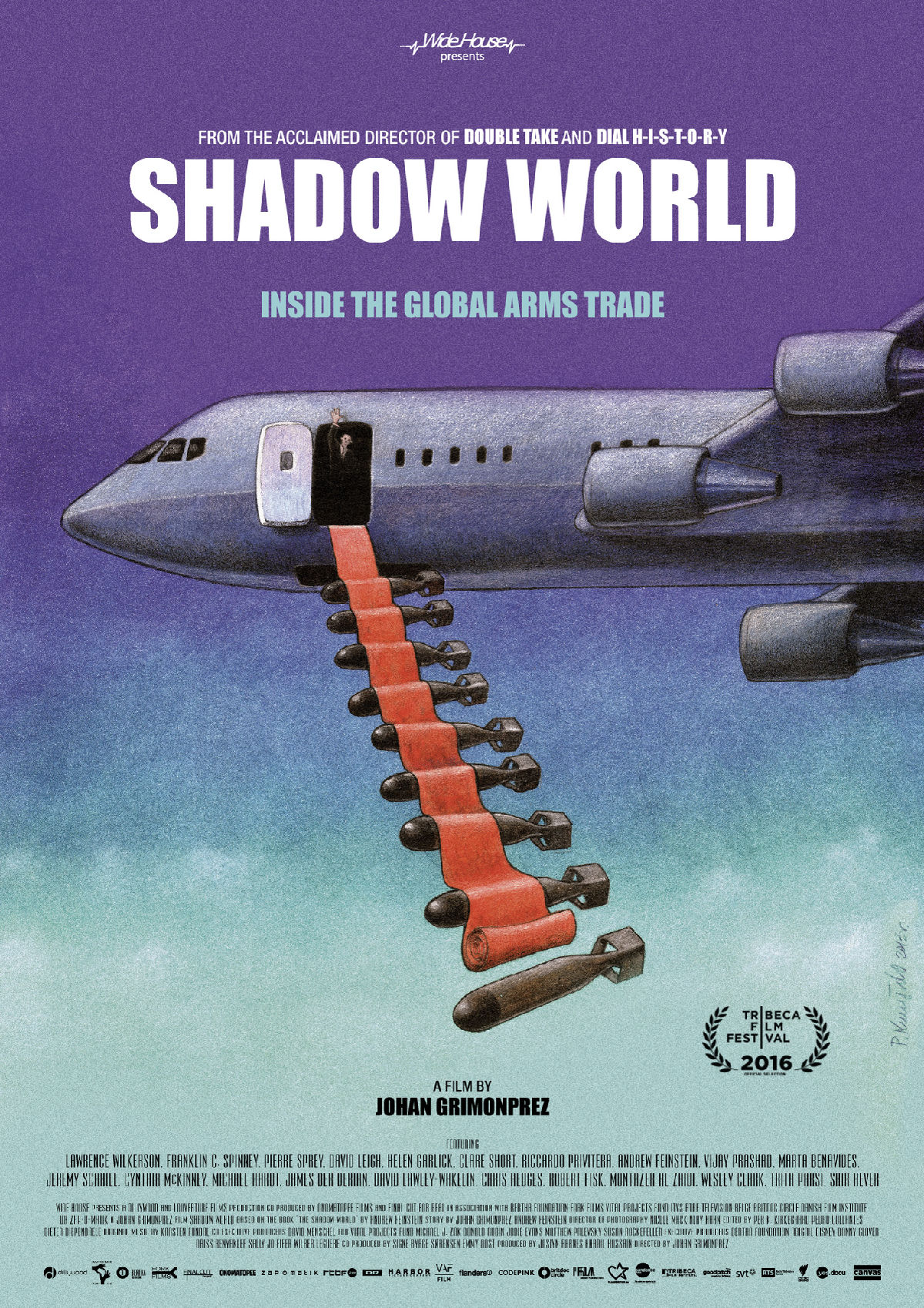 'Shadow World' movie poster