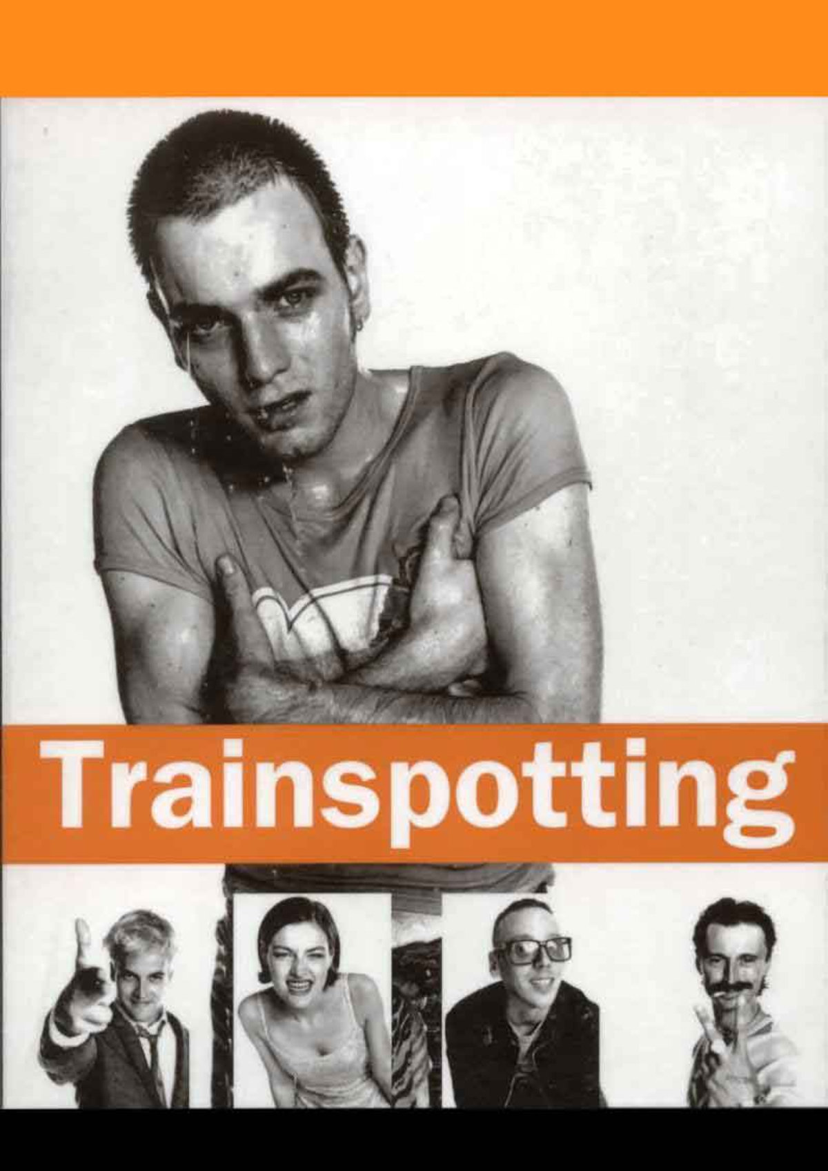 'Trainspotting' movie poster