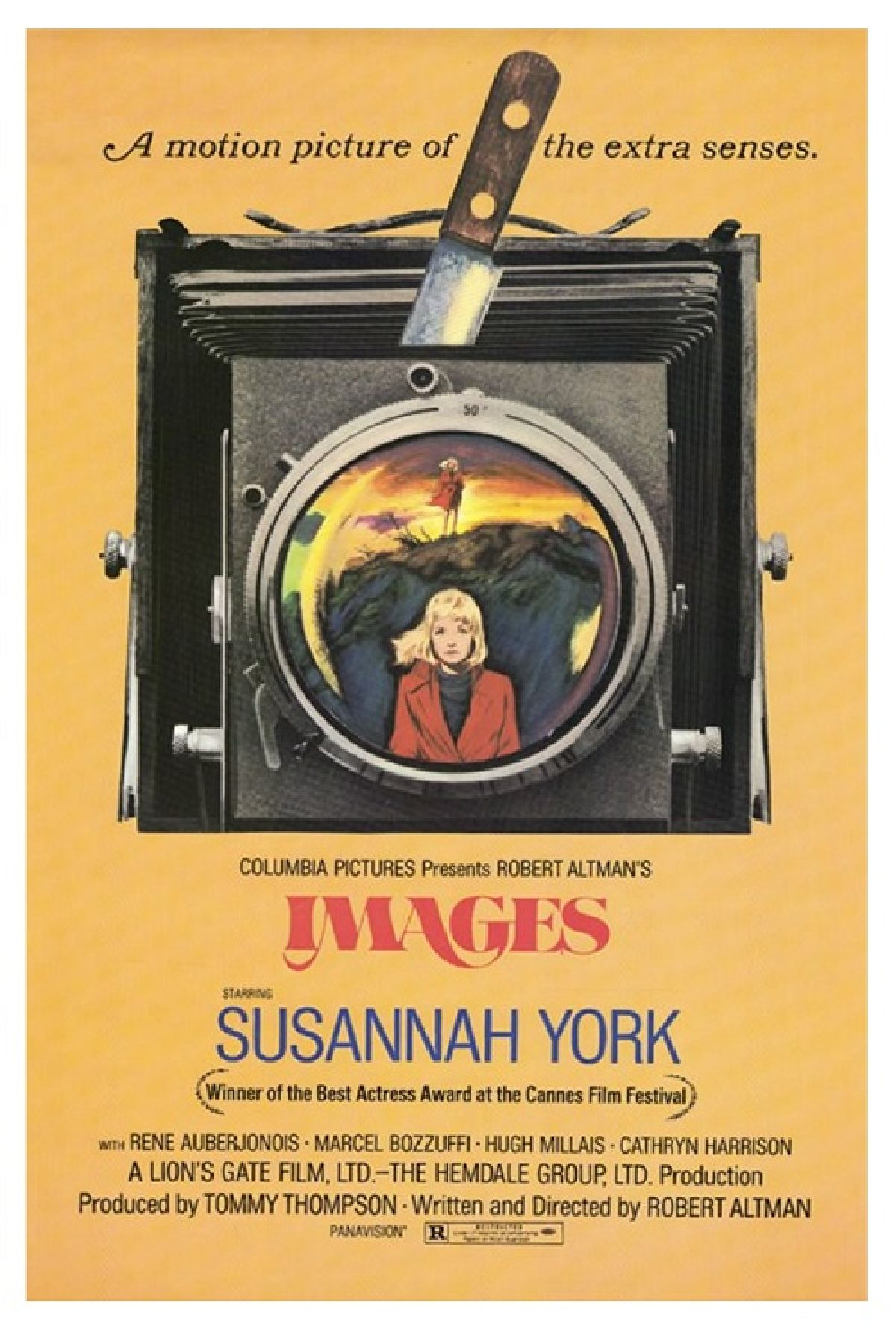 'Images' movie poster