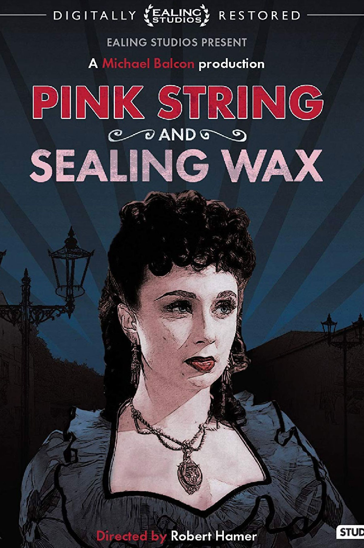 'Pink String And Sealing Wax' movie poster