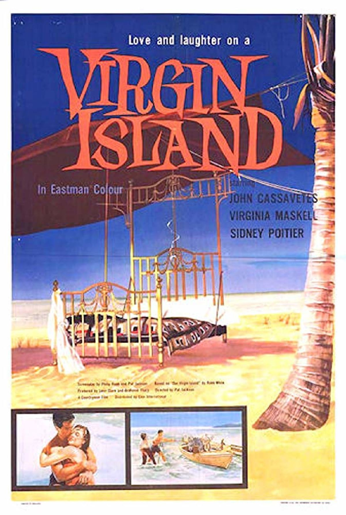 'Virgin Island' movie poster