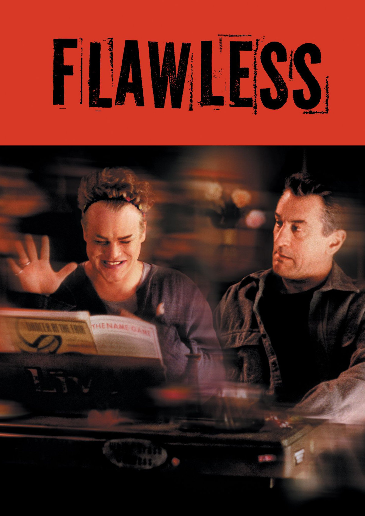 'Flawless' movie poster