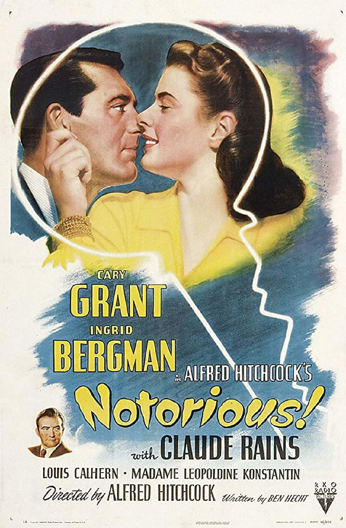 'Notorious' movie poster