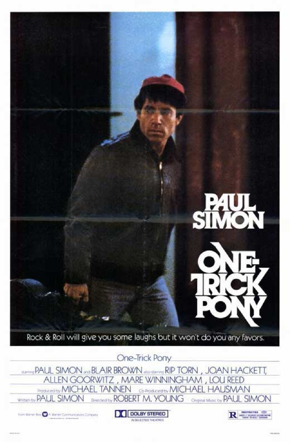 'One-Trick Pony' movie poster