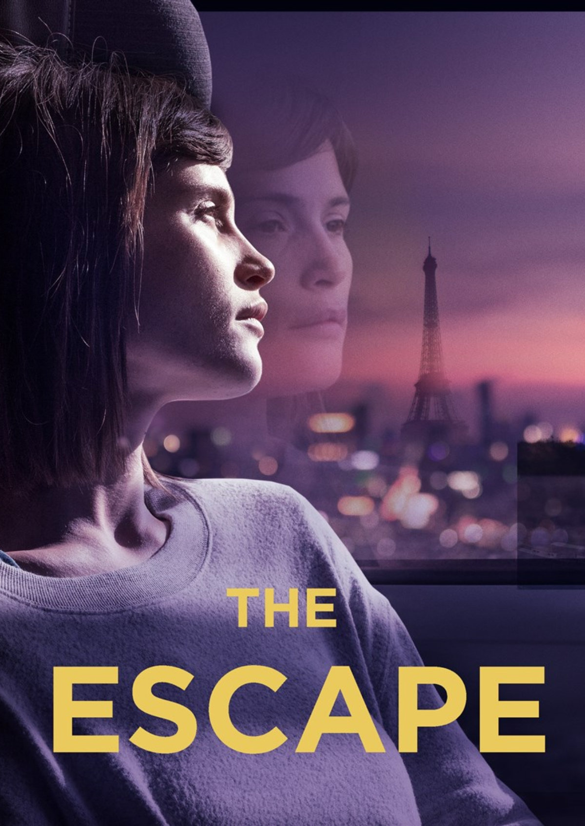 'The Escape' movie poster