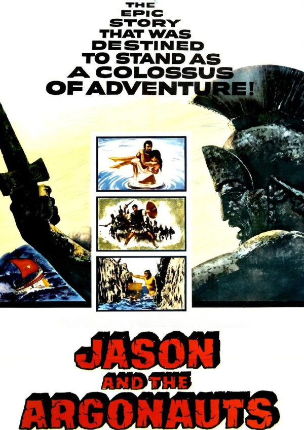 'Jason and the Argonauts (1963)' movie poster