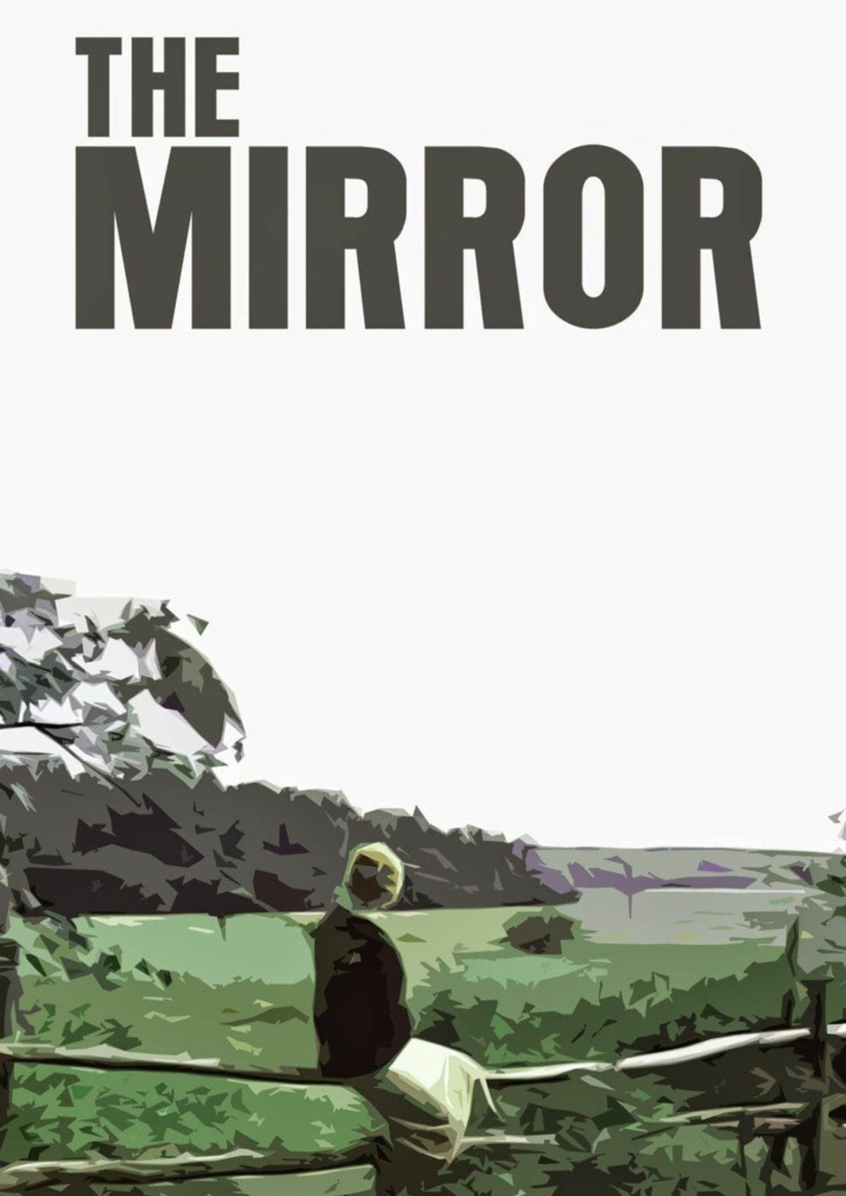 'The Mirror (Zerkalo)' movie poster
