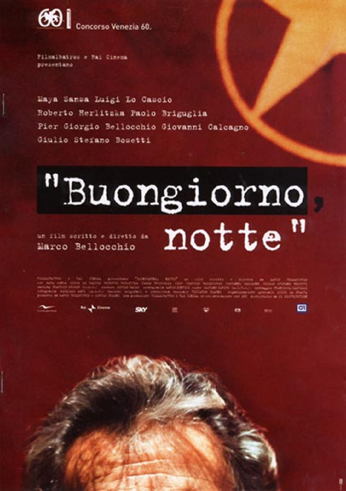 'Good Morning, Night (Buongiorno, Notte)' movie poster