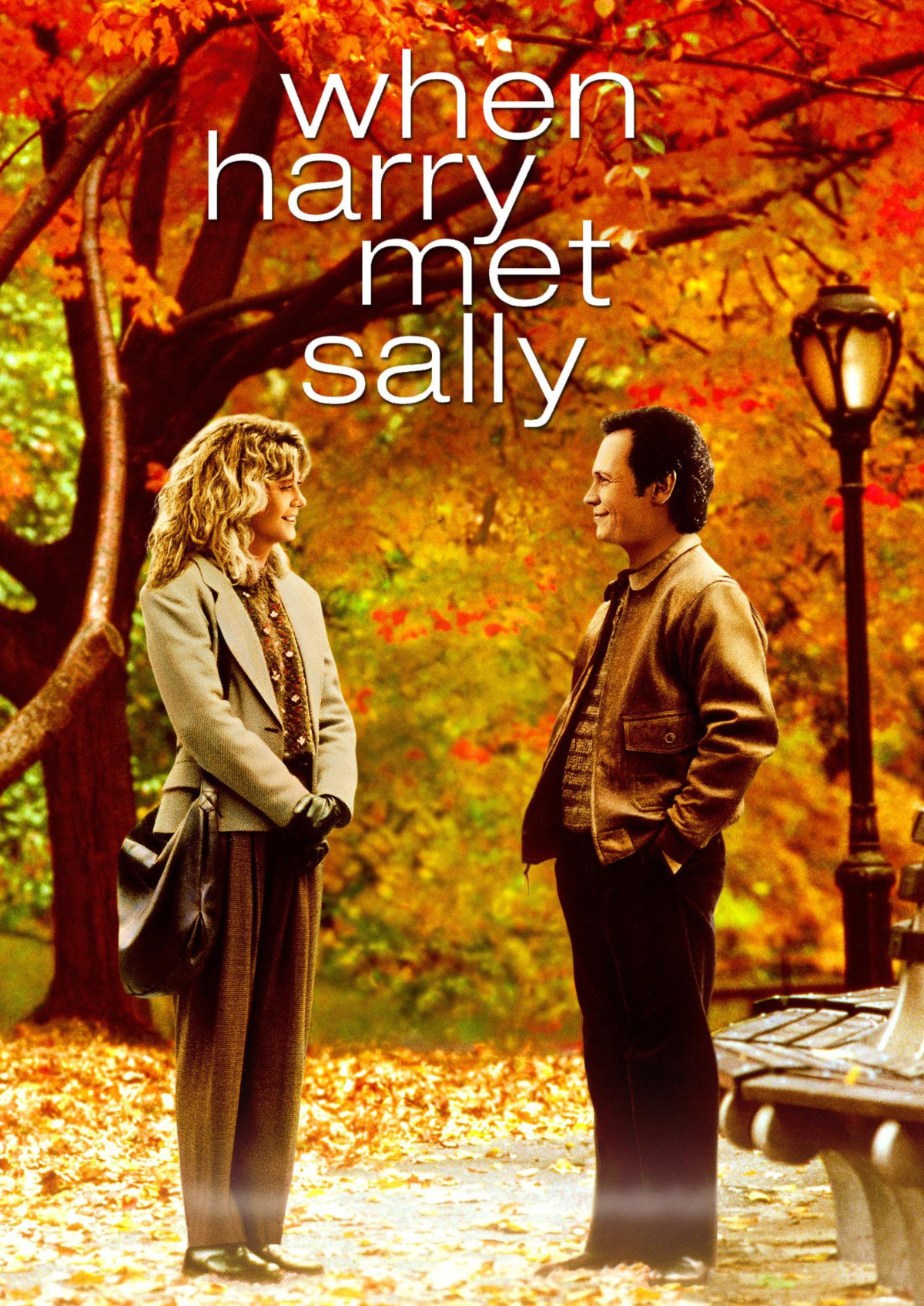 'When Harry Met Sally' movie poster