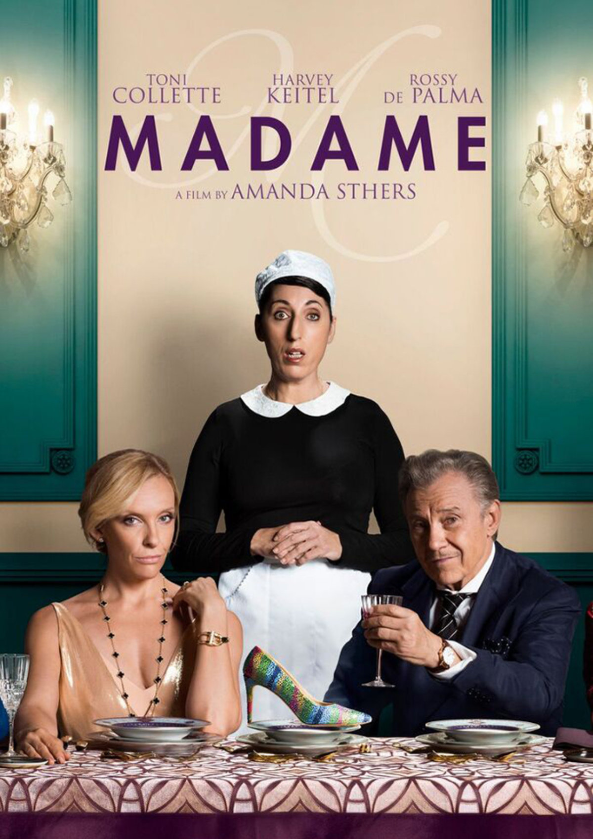 'Madame' movie poster