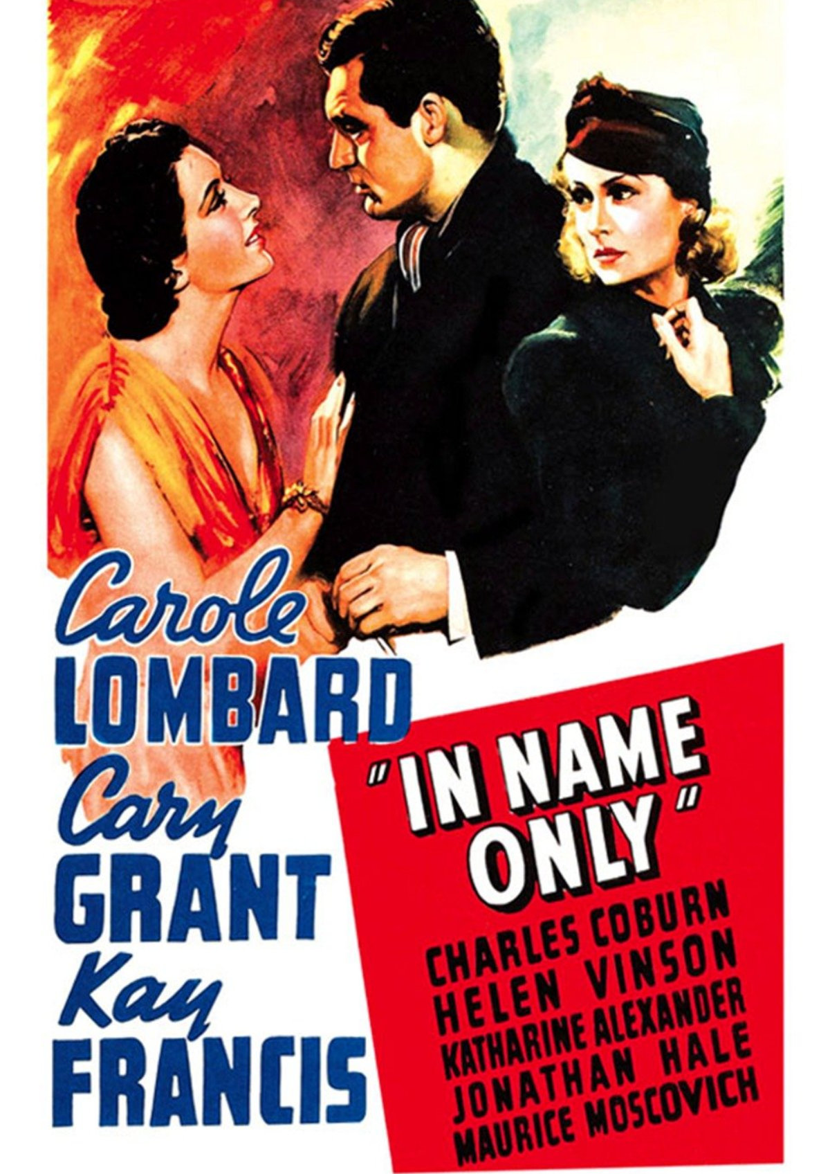 'In Name Only' movie poster