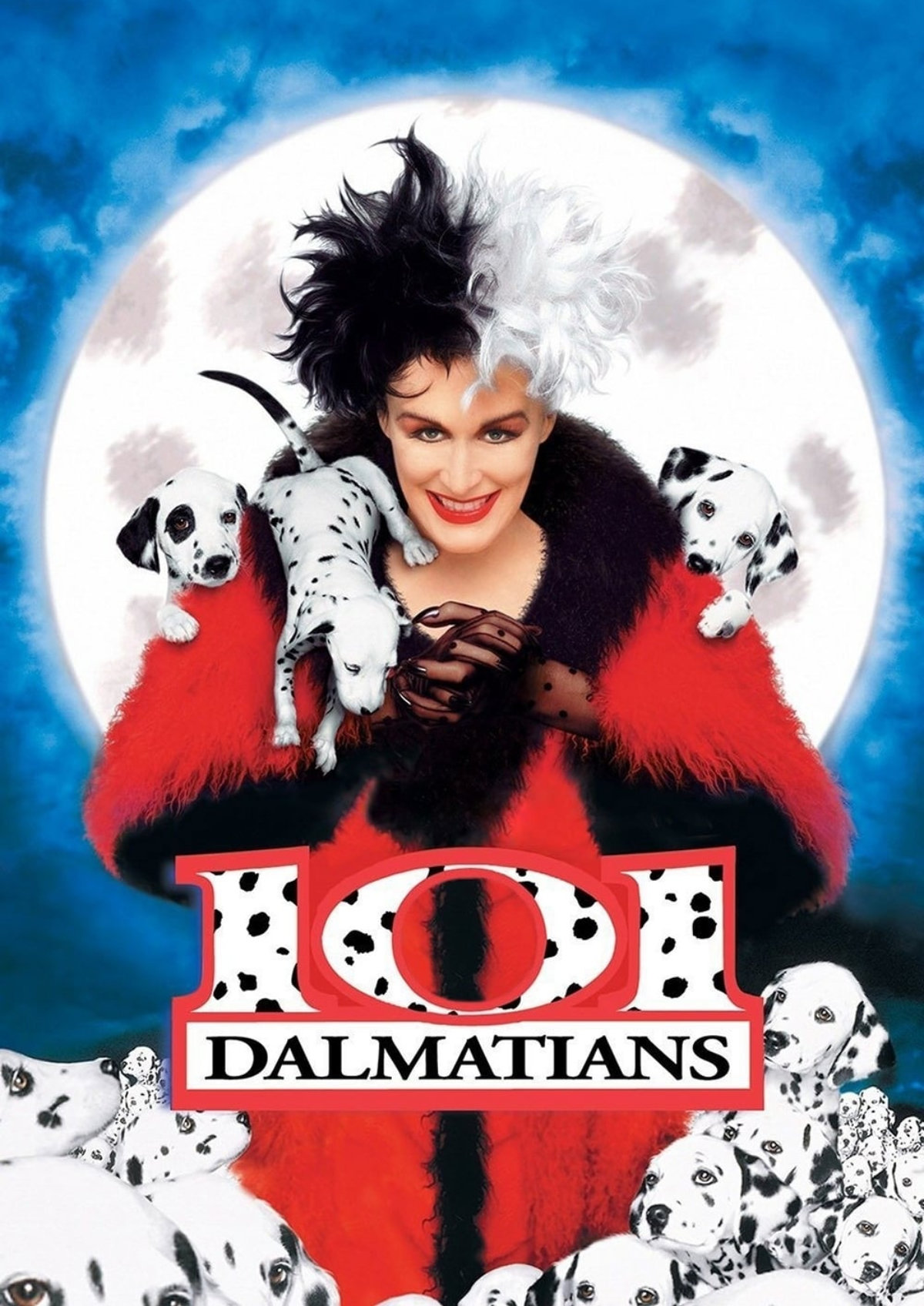 '101 Dalmatians' movie poster