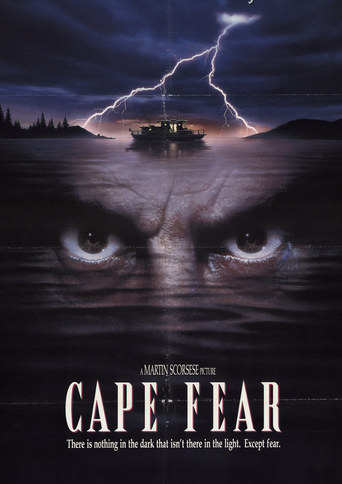 'Cape Fear' movie poster